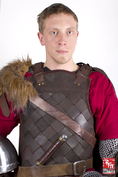 Larp Rfb Viking Leather Armour Thevikingstore Co Uk